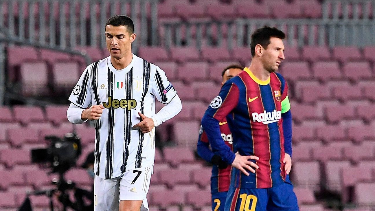 Cristiano Ronaldo's move to Juventus justified as Barcelona fail to support  Lionel Messi – Football Reporting